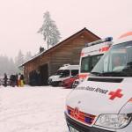 DRK im Ennepe-Ruhr-Kreis besucht die Bergwacht Winterberg - 2